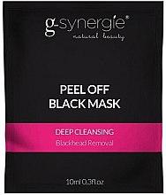 Парфюми, Парфюмерия, козметика Черна почистваща маска за лице (саше) - G-Synergie Peel Off Deep Cleansing Black Mask
