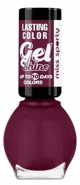 Лак за нокти - Miss Sporty Lasting Colour Gel Shine Nail Polish