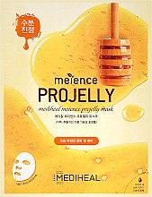 Парфюмерия и Козметика Маска за лице с екстракт от прополис - Mediheal Meience Projelly Mask