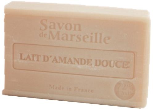 """Натурален сапун """"Мляко от сладък бадем"""" - Le Chatelard 1802 Soap Almond Milk"""