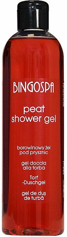Душ гел с лечебна кал - BingoSpa Mud Shower Gel