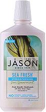Парфюмерия и Козметика Укрепваща вода за уста с екстракт от водорасли - Jason Natural Cosmetics Sea Fresh Strengthening