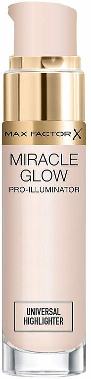 Универсален хайлайтър - Max Factor Miracle Glow Pro Illuminator Highlighter