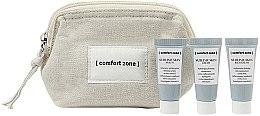 Парфюми, Парфюмерия, козметика Комплект - Comfort Zone Sublime Skin Set (ser/8ml + cr/8ml + cr/8ml + bag)