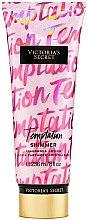 Парфюмерия и Козметика Парфюмен лосион за тяло - Victoria's Secret Temptation Shimmer Body Lotion