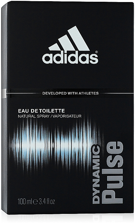 Adidas Dynamic Pulse - Тоалетна вода — снимка N3
