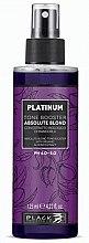 Парфюми, Парфюмерия, козметика Тониращ спрей за светла коса - Black Professional Line Platinum Tone Booster