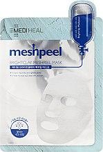 Парфюмерия и Козметика Маска за лице - Mediheal Brightclay Meshpeel Mask