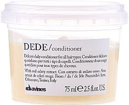 Парфюмерия и Козметика Деликатен балсам - Davines Essential Haircare Dede Delicate Air Conditioning