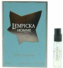 Парфюмерия и Козметика Lolita Lempicka Homme - Тоалетна вода (мостра)