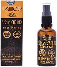 Парфюми, Парфюмерия, козметика Серум за коса - Arganour Hair Serum Argan Oil