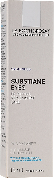 Крем за околоочния контур - La Roche-Posay Substiane+ Eyes Fundamental Replenishing Anti-Ageing Care