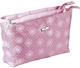 """Парфюми, Парфюмерия, козметика Козметична чанта """"C&D"""", 98000, розова - Top Choice"""
