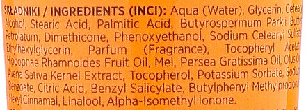 """Подхранващ крем за ръце """"Цветен мед, облепиха и масло от шеа"""" - Eveline Cosmetics Nutri Honey — снимка N3"""