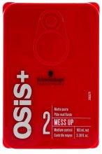 Парфюми, Парфюмерия, козметика Восък за коса с матов ефект - Schwarzkopf Professional Osis+ Mess Up Matt Gum