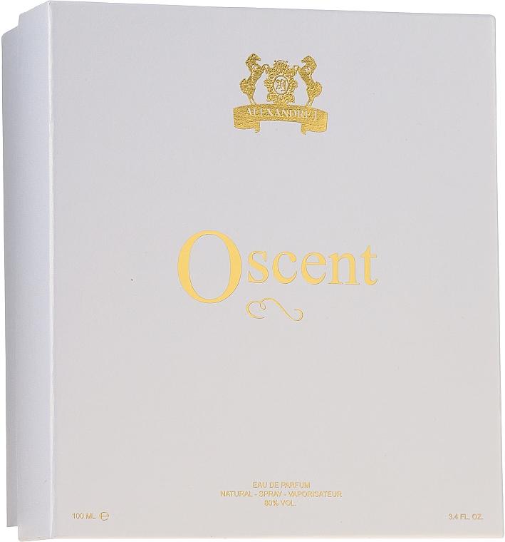 Alexandre J. Oscent White - Парфюм (Luxury Box) — снимка N2