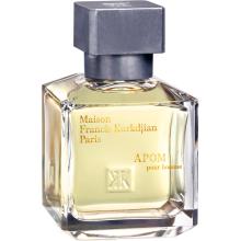 Парфюмерия и Козметика Maison Francis Kurkdjian Apom Pour homme - Тоалетна вода