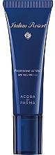 Парфюмерия и Козметика Слънцезащитен продукт за лице - Acqua di parma Blu Mediterraneo Italian Resort SPF 50
