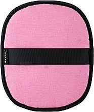 """Парфюмерия и Козметика Ексфолираща гъба за тяло, розова """"Nudy & Shy"""" - Makeup Exfoliating Washcloth"""