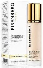 Парфюми, Парфюмерия, козметика Емулсия против първи признаци на стареене - Jose Eisenberg First Wrinkles Tender Emulsion