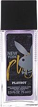 Парфюми, Парфюмерия, козметика Playboy Playboy New York - Дезодорант