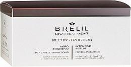 Парфюмерия и Козметика Интензивно възстановяващ серум за коса - Brelil Bio Treatment Reconstruction Intensive Serum
