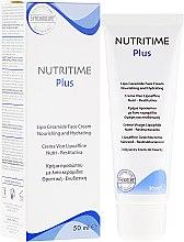 Парфюми, Парфюмерия, козметика Овлажняващ крем за лице - Synchroline Nutritime Face Cream