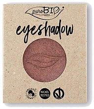 Парфюмерия и Козметика Минерални матови сенки за очи, пълнител - PuroBio Cosmetics Ecological Eyeshadow Matte Refill