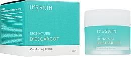 Парфюмерия и Козметика Успокояващ крем - It's Skin Signature D'escargot Comforting Cream