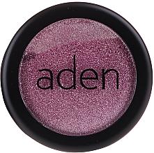 Парфюмерия и Козметика Насипен глитер за лице - Aden Cosmetics Glitter Powder