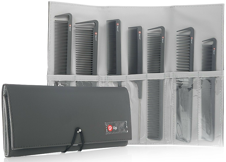 Комплект гребени за коса - Upgrade UG34 Nano Ion Comb Set — снимка N1