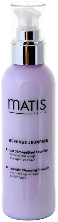 Почистваща емулсия за лице - Matis Reponse Jeunesse Essential Cleansing Emulsion — снимка N1