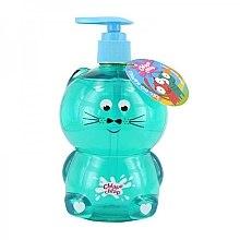 """Парфюмерия и Козметика Детски душ гел """"Коте"""" - Chlapu Chlap Bath & Shower Gel"""
