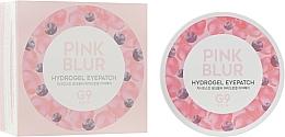 Парфюмерия и Козметика Хидрогелни пачове за очи - G9Skin Pink Blur Hydrogel Eyepatch