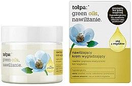 Парфюми, Парфюмерия, козметика Хидратиращ крем за лице - Tolpa Green Oils Moisturizing Cream