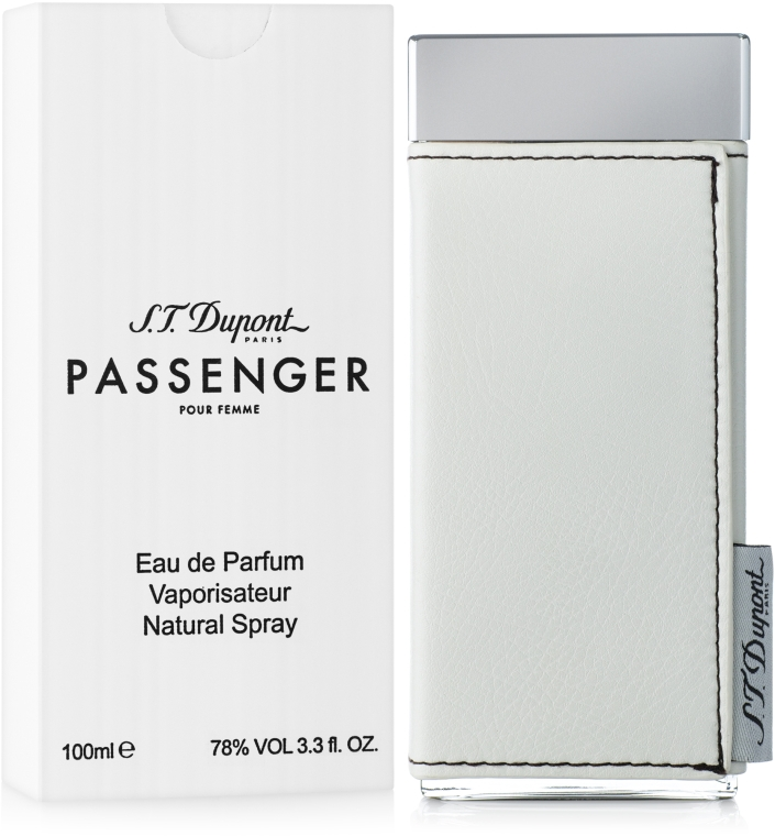 Dupont Passenger Pour Femme - Парфюмна вода (тестер с капачка)  — снимка N2