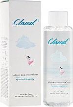 Парфюмерия и Козметика Тоник за лице - Cloud9 All Alive Moisture Toner