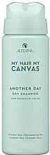 Парфюмерия и Козметика Сух шампоан за коса - Alterna My Hair My Canvas Another Day Dry Shampoo (мини)