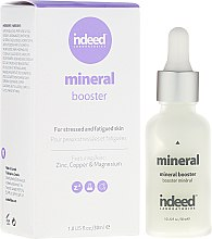 Парфюми, Парфюмерия, козметика Минерален серум за лице - Indeed Labs Mineral Booster Serum