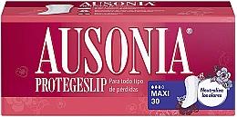 Парфюмерия и Козметика Ежедневни превръзки, 30 бр - Ausonia Protegeslip Maxi