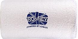Парфюмерия и Козметика Професионален маникюрен подлакътник, бял - Ronney Professional Armrest For Manicure