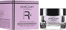 Парфюмерия и Козметика Мултиактивен крем за околоочен контур - PostQuam Resveraplus Multiaction Eye Cream