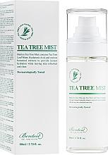 Парфюмерия и Козметика Спрей за лице с екстракт от чаено дърво - Benton Tea Tree Mist