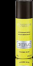 Парфюми, Парфюмерия, козметика L'Occitane Cedrat - Дезодорант