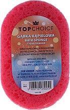 Парфюми, Парфюмерия, козметика Гъба за баня 30451, розово-жълта - Top Choice