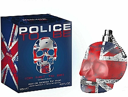 Парфюмерия и Козметика Police To Be Men Limited Edition - Тоалетна вода