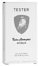 Парфюми, Парфюмерия, козметика Tonino Lamborghini Acqua - Тоалетна вода (тестер без капачка)