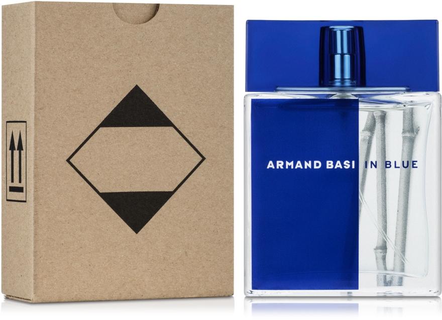 Armand Basi In Blue - Тоалетна вода (тестер с капачка)  — снимка N2
