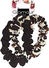 Парфюмерия и Козметика Ластици за коса, 417618 - Glamour