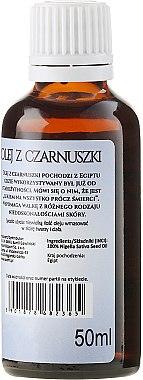 Масло от черен кимион за лице и тяло - Nacomi Olej Z Czarnuszki Złoto Faraonów — снимка N2
